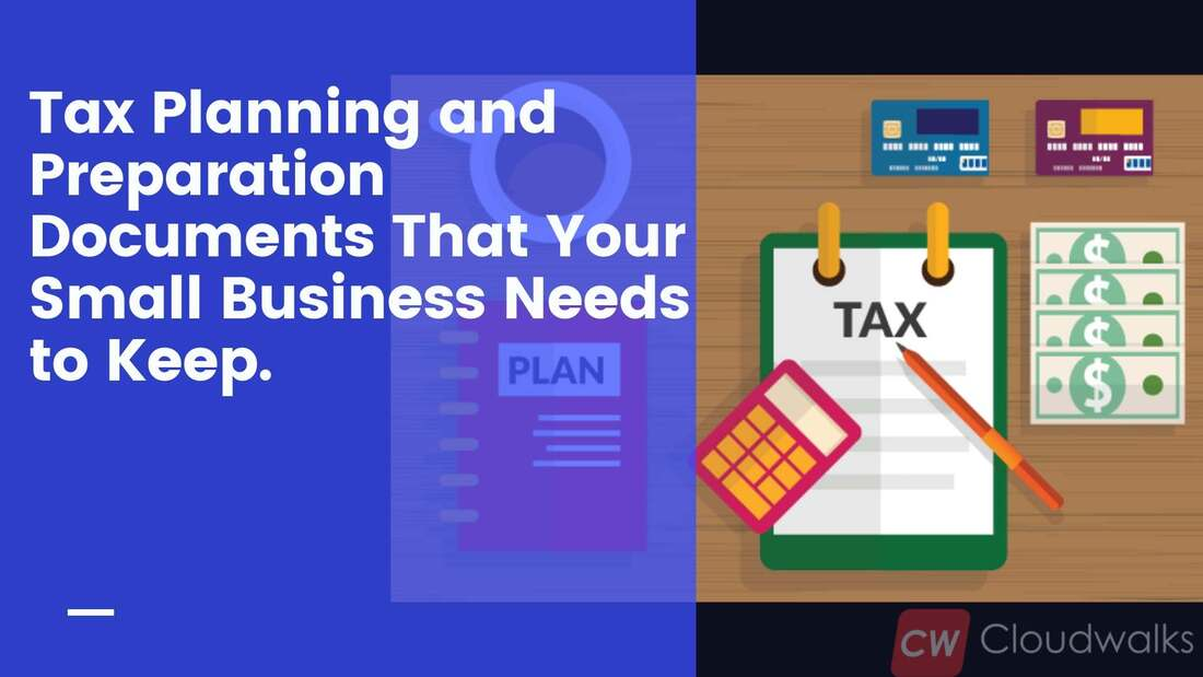 Tax Planning For Small Businesses,Tax ...