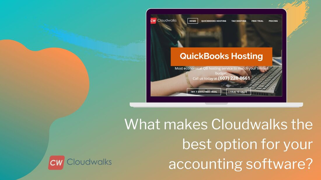 QuickBooks Hosting for business