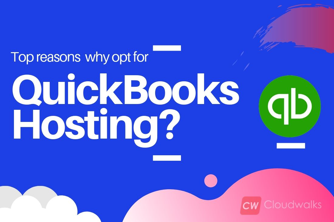 QuickBooks hosting, cloudwalks